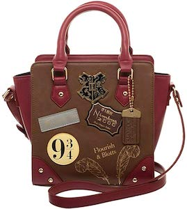 Harry Potter Badges Handbag