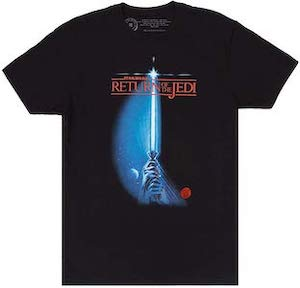 Star Wars Return Of The Jedi T-Shirt