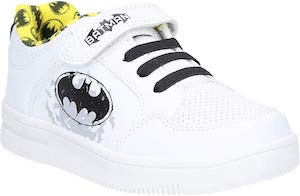 Batman Logo Sneakers For Toddlers