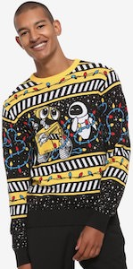 Wall-E Christmas sweater