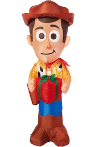 Woody Christmas Inflatable