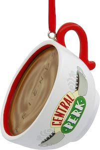 Friends Central Perk Mug Tree Ornament