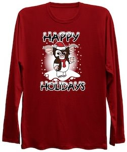 Gremlins Happy Holidays Christmas Sweater