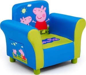Kids Peppa Pig Chair
