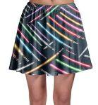 Star Wars Lightsabers Skater Skirt