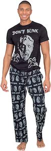 Weeping Angel Don't Blink Pajama Set