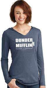 The Office Women's Dunder Mifflin Hoodie