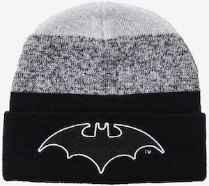 Batman 3 Tone  Beanie Hat