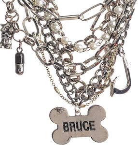 Birds Of Prey Harley Quinn Necklace