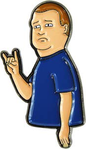Bobby Hill Pin