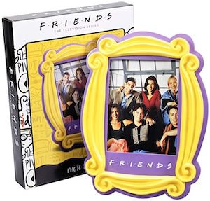 Friends Peephole Photo Frame