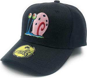 Gary The Snail Cap