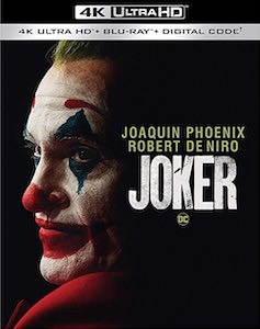 Joker DVD and Blu-ray