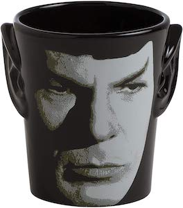 Spock With Ears Mug