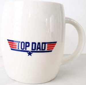 Top Dad Or Grandpa Mug