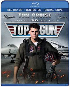 Top Gun DVD and Blu-ray