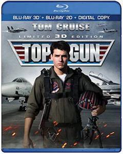 Top Gun DVD and Blu-ray