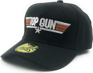Top Gun Logo Cap