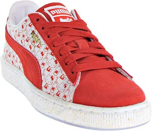 Women's Hello Kitty Puma Sneakers