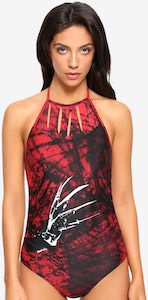 A Nightmare On Elm Street Swimsuit