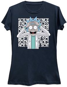 Rick Science T-Shirt
