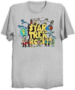Star Trek Rocks T-Shirt