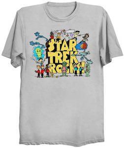 Star Trek Rocks T-Shirt