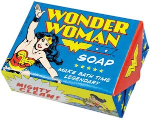 Wonder Woman Soap