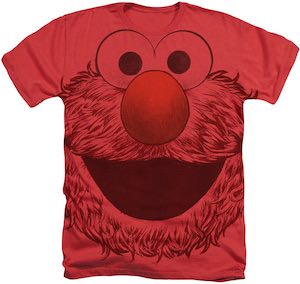 Big Head Elmo T-Shirt