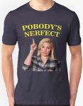 The Good Place Eleanor Pobody's Nerfect T-Shirt