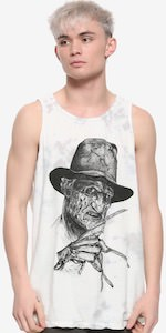 Freddy Krueger Tank Top