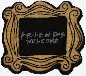 Friends Frame Doormat