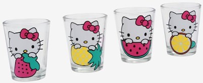 Hello Kitty Little Glasses