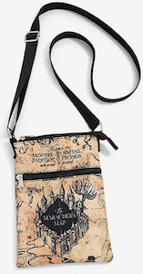 Marauder's Map  Crossbody Bag