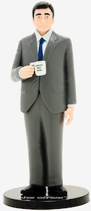 The Office Michael Scott Figurine
