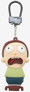 Rick and Morty - Morty Key Chain