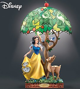 Snow White Table Lamp
