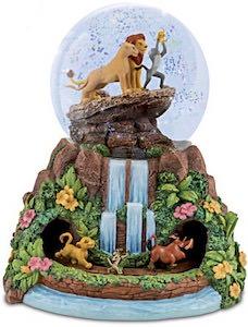The Lion King Snow Globe