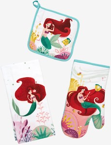 The Little Mermaid Kitchen Set