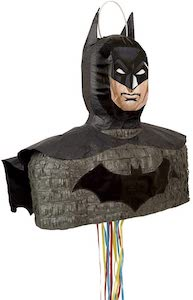 Batman String Pinata