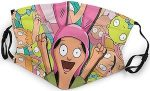 Bob's Burgers Louise Face Mask