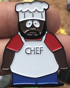 South Park Chef Pin