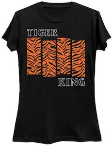 Tiger King Tiger Stripes T-Shirt