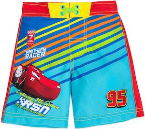 Lightning McQueen Beach Gear