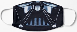 Star Wars Darth Vader Face Mask