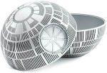 Star Wars Pewter Death Star Storage Bin