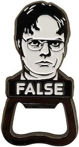 The Office Dwight Bottle Opener