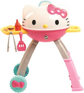 Hello Kitty BBQ Toy