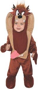 Looney Tunes Infant Taz Costume