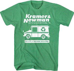 Kramer & Newman Bottle & Can Recycling Co T-Shirt